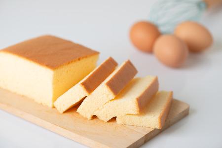日本の卵ケーキ、コットンケーキ