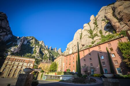 montserrat: Montserrat  mountain