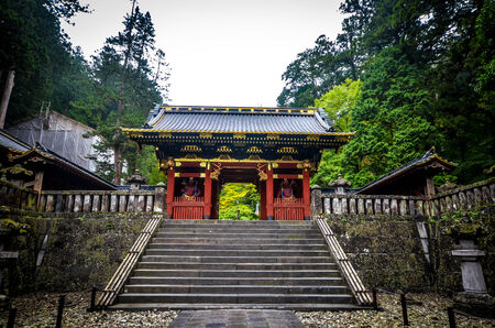 日光山輪王 Taiyun 寺、日光 報道画像