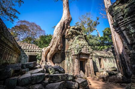 thom: Angkor Thom In Cambodia