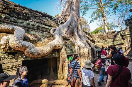angkor thom: Angkor Thom In Cambodia