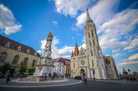 matthias: Matthias church in Buda Editorial