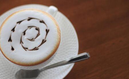 latte art: Coffee
