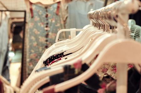 clothe: Vintage Clothe Shop For Girl And Woman, Pastel Theme