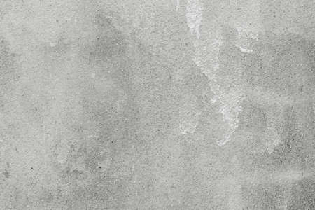 Grey concrete cement wall texture with old and vintage pattern for background.