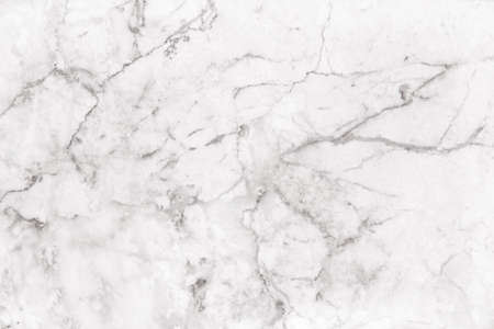 White marble texture background with high resolution in seamless pattern for design art work and interior or exterior. Stock Photo