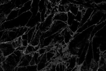 Black marble seamless texture with high resolution for background and design interior or exterior, counter top view.
