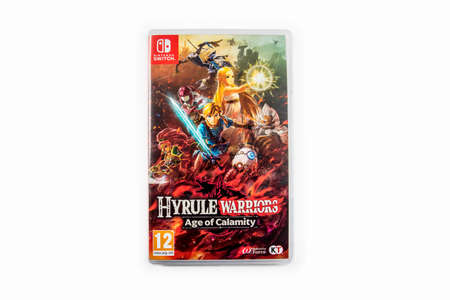 Hyrule Warriors: Game Age of Calamity for Nintendo Switch