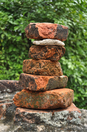 goodluck: Stacking the rock