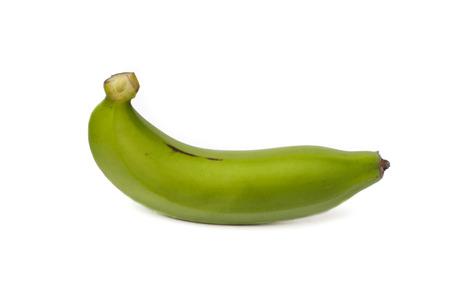 Green banana photo