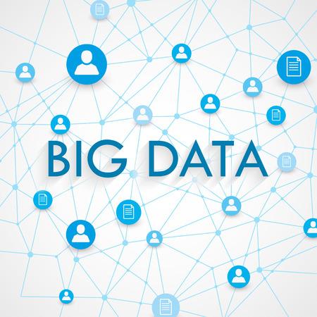 big data word cloud  massive database