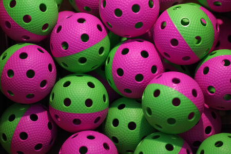 floorball balls