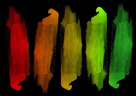 range of colours Stock Photo - 6726365
