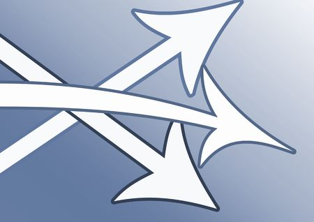 arrows Stock Photo - 6769691