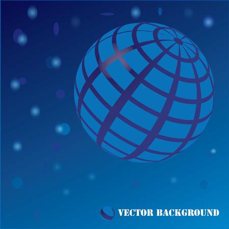 Globe Design  Stock Vector - 7905021