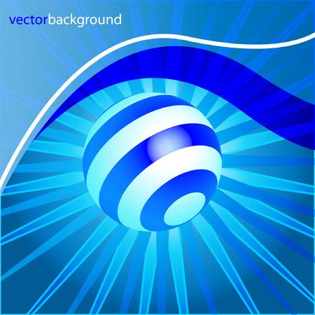 Globe Design Stock Vector - 8029501