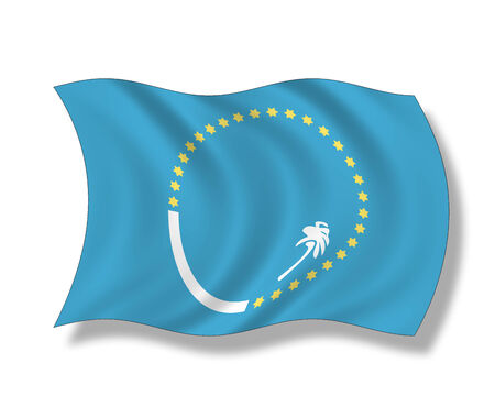 commission: Illustration, Flag of South Pacific Commission