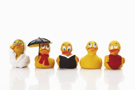multiplicity: Rubber ducks