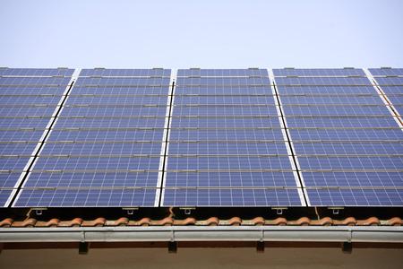 cobradores: Alemania, Baviera, Schaeftlarn, colectores solares