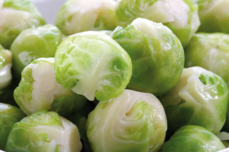Brussels sprouts, close-up