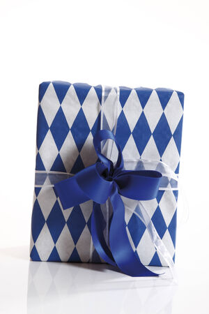 Bavarian gift parcel photo