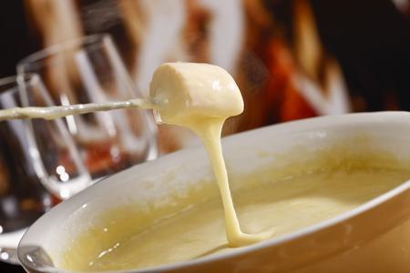 Cheese fondue Zdjęcie Seryjne - 35077335