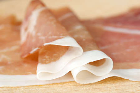 unprocessed: Raw ham