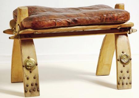 stool: Oriental stool