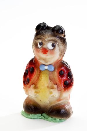 Eastern, Marzipan cat figurine