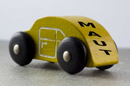toll: Toy car, toll