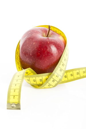 exactitude: Apple and measuring tape