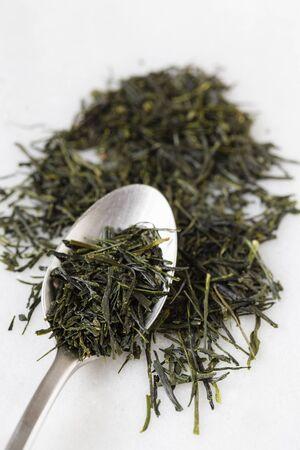 sencha: Green tea, tea type Sencha
