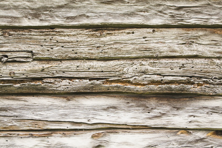 weathered: Old wooden wall, weathered