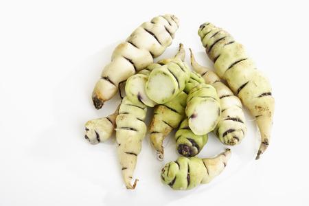 tuberosum: Mashua, Tropaeolum tuberosum