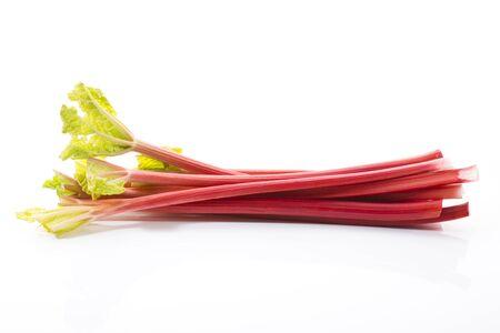 Rhubarb 写真素材
