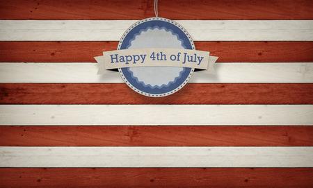Fourth of July, Hintergrund, Themen USA Verbund Standard-Bild - 38832410