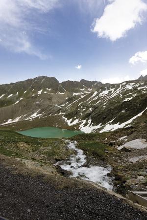tyrol: Austria, Tyrol, Austria, Tyrol, Kaunertal, Weißsee