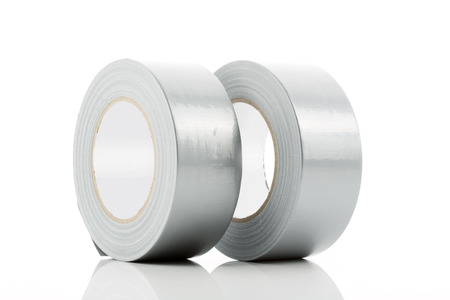 adhesive: Adhesive tapes Stock Photo