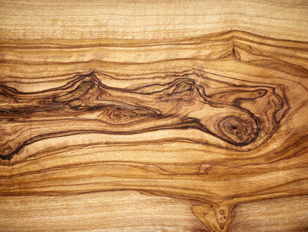 Wooden background, olive wood, wood grain Standard-Bild