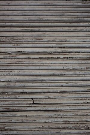security shutters: Old wooden shutter Stock Photo