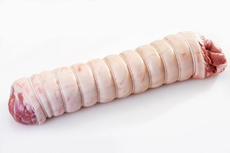 spanferkel: Frisch, Reihe, Spanferkel, Rollbraten