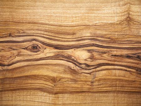 木製の背景、オリーブの木、木目 写真素材