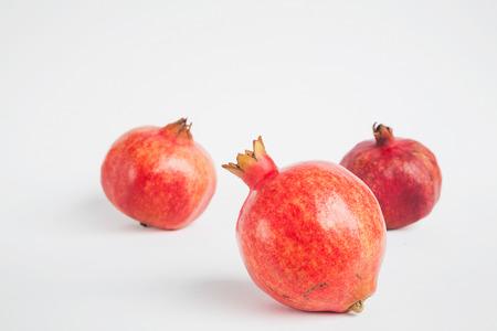a pomegranate: Pomegranates