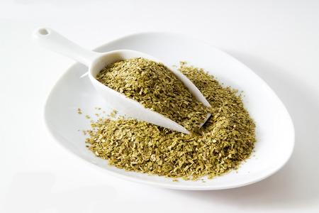 mate: Green mate tea, bowl
