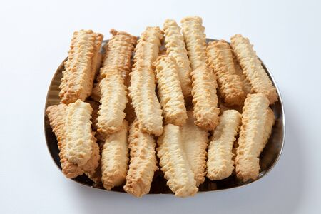 spritz: Plate with spritz biscuit