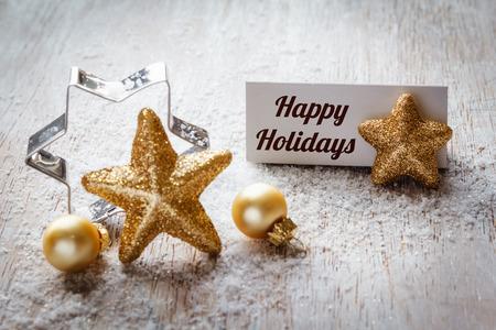 bodegones: tiempo de Navidad, a�n vida con los deseos de la madera
