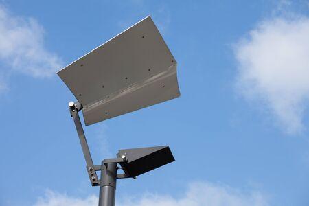 reflectors: Lamp with reflectors