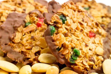 almond biscuit: Florentine biscuit, Almond cookies