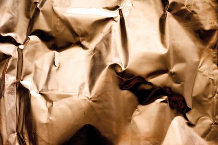 fullframe: Sheet copper, close- up (full-frame)