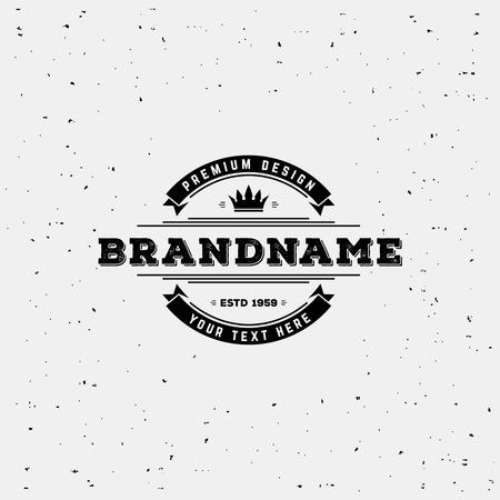 Logo template kalligrafische elegant ornament lijnen. Teken voor Restaurant, Royalty, sieraden, Boutique, Cafe, Hotel, Heraldische. Stockfoto - 43076375